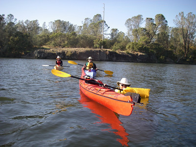 Sacramento Area Kayak Classes & Trips